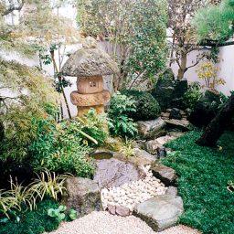 和風の庭造り(お庭デザイン、施工)お庭