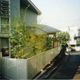 植栽と年間管理
